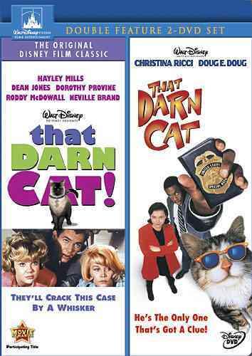 THAT DARN CAT! ('65)/THAT DARN CAT! ( BY MILLS,HALEY (DVD)